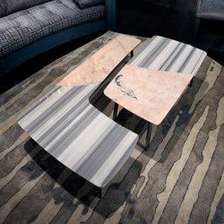 Suerte | Lounge tables | Erba Italia