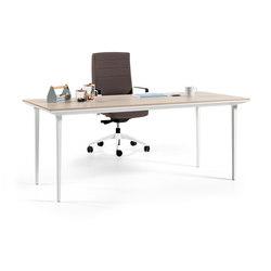 Longo Desk | Einzeltische | actiu