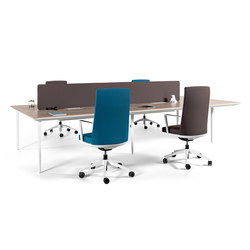 Longo Table | Systèmes de tables de bureau | actiu