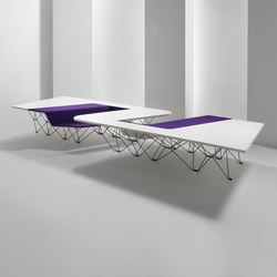 #005.02 SitTable | Tables de réunion | Prooff