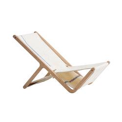 Barlovento & Sotavento lounger | Garden armchairs | DVELAS