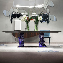 Ragion Pura | Dining tables | Erba Italia