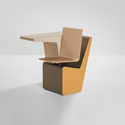 #006.13 SideSeat | Lounge-work seating | PROOFF