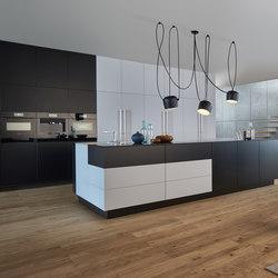 Bondi | Classic-FS | Fitted kitchens | Leicht Küchen AG