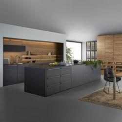 Bondi | Valais | Fitted kitchens | Leicht Küchen AG