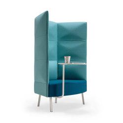 Cumulus | Mobiliario de trabajo / lounge | Sedes Regia