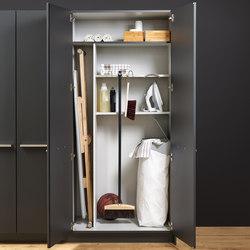 Tall utility unit | Armadi ufficio | Leicht Küchen AG