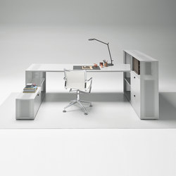 Mesh Office | Individual desks | Piure