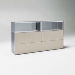 Mesh Office Sideboard | Sideboards | Piure