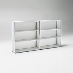 Mesh Shelf system | Office shelving systems | Piure