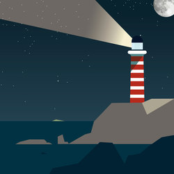 Lighthouse | A medida | GLAMORA