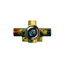 "rough-in valves | ½"" pressure balancing tub/shower rough-in valve | Concealed elements | Blu Bathworks"