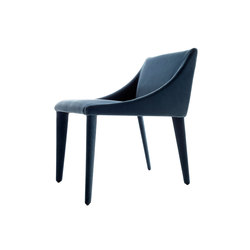 Petalo | Restaurant chairs | Erba Italia