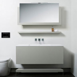 limited edition | series 1200 vanity | Lavabos mueble | Blu Bathworks