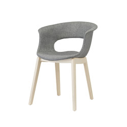 Natural Miss B Pop | Visitors chairs / Side chairs | Scab Design