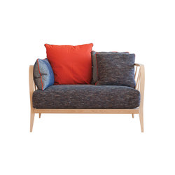 Nest | small sofa | Divani | ercol
