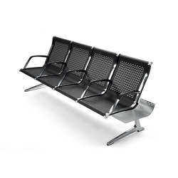 Passport Metal | Bancs d'attente | actiu