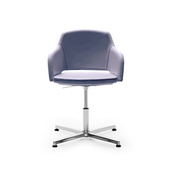 Captain Design | Visitors chairs / Side chairs | Sinetica Industries