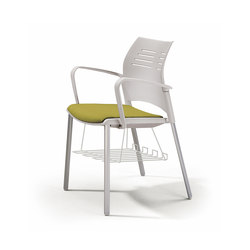 Spacio Silla | Visitors chairs / Side chairs | actiu
