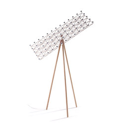 space-frame floor lamp | General lighting | moooi
