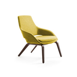 Captain Lounge | Lounge chairs | Sinetica Industries