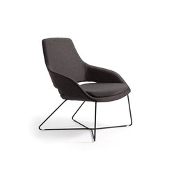 Captain Lounge | Sessel | Sinetica Industries