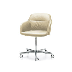 Captain Soft | Task chairs | Sinetica Industries