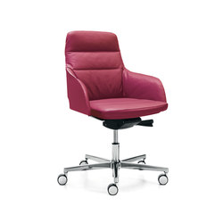 Captain Soft | Chaises de travail | Sinetica Industries
