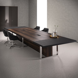 Board | Multimedia conference tables | Sinetica Industries