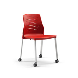 Uka Chair | Visitors chairs / Side chairs | actiu