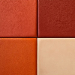 Flat Wrap Wall Panel | Natural leather wall tiles | Spinneybeck