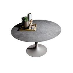 Flûte Round Ceramica | Cafeteria tables | Sovet