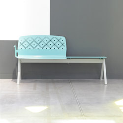Bia Bench | Waiting area benches | TF URBAN