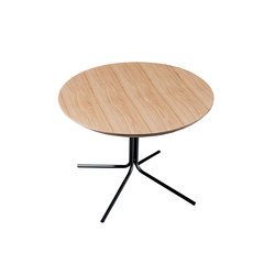 Genius Round Wood | Side tables | Sovet