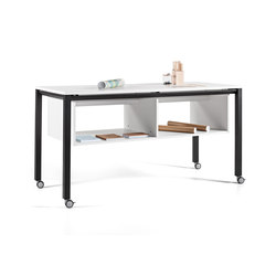 Vital | Standing meeting tables | actiu