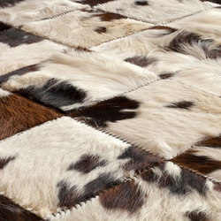 Leather Rugs | Constructed Haired Hide | Rugs | Spinneybeck
