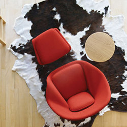 Leather Rugs | Constructed Haired Hide | Tappeti / Tappeti d'autore | Spinneybeck