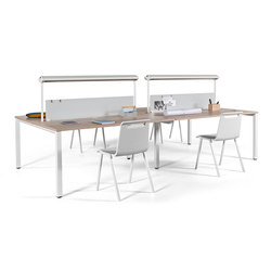 Vital | Desking systems | actiu