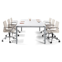 Vital | Contract tables | actiu