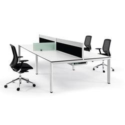 Vital Plus | Desking systems | actiu