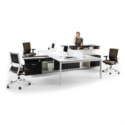 Vital Plus Spine | Desking systems | actiu