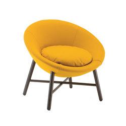 Cocoon 1660 PO B95F | Lounge chairs | Cizeta