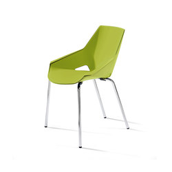Viva Chair | Visitors chairs / Side chairs | actiu