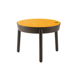 Cocoon 1661 TB B96F | Side tables | Cizeta | L'Abbate