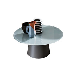 Totem Round Coffee Table | Lounge tables | Sovet