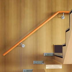 Overlap Wrap Handrail | Handrails | Spinneybeck