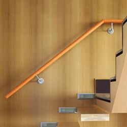 Overlap Wrap Handrail | Passamano | Spinneybeck