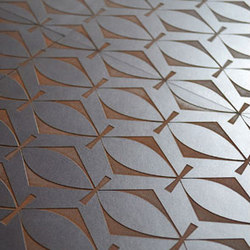 Pintuck Laser Engraved Tile | Leather tiles | Spinneybeck