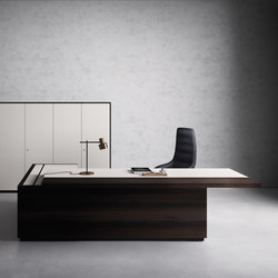 More | Individual desks | Sinetica Industries