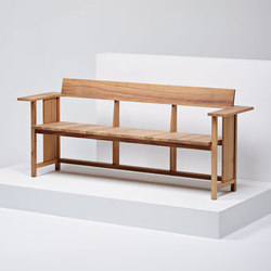Clerici Bench | MC10 | Bancs d'attente | Mattiazzi